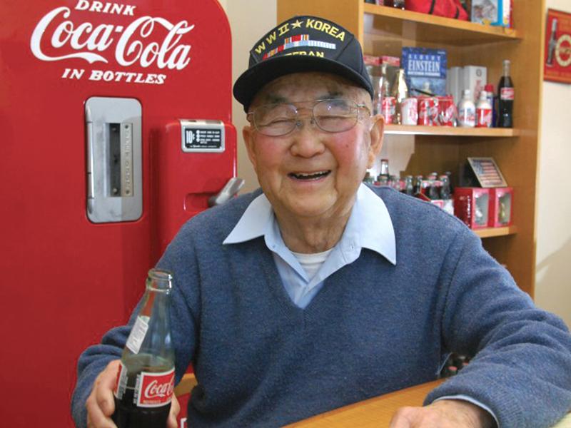 Donor Spotlight: Frank Inami